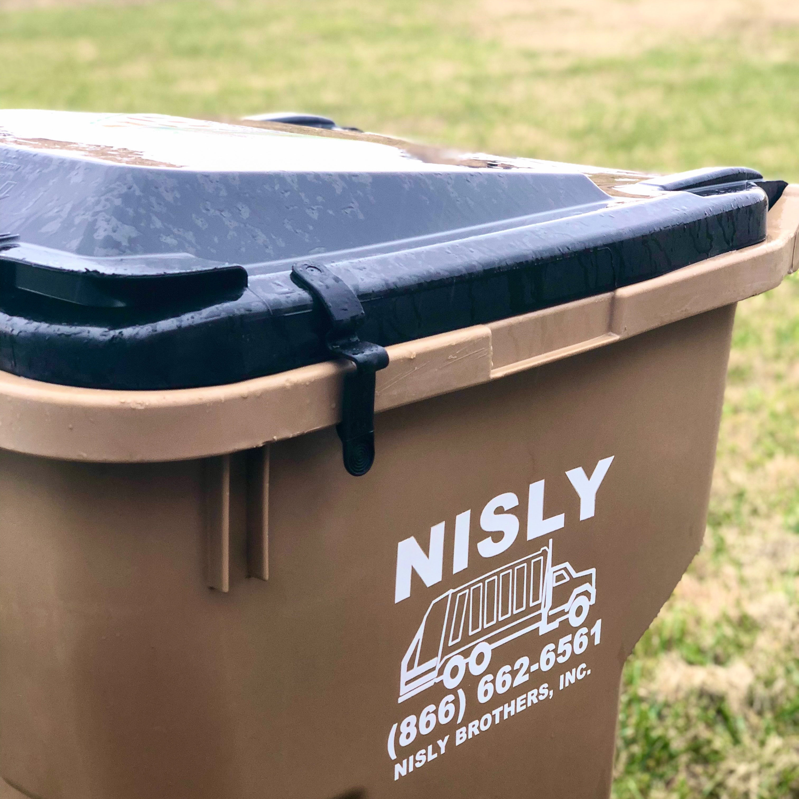 commercial recycling services for businesses throughout central kansas equipped nisly wind latches
