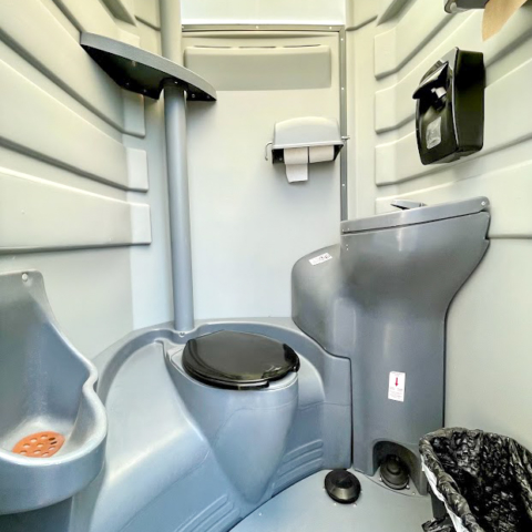 long term commercial toilet rentals in central kansas for construction sites elite interior