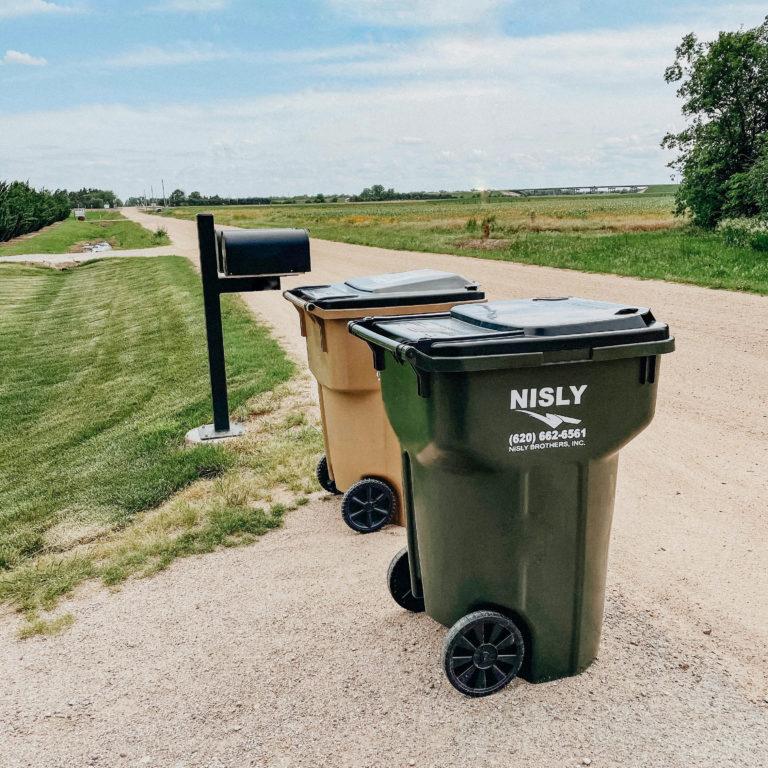 residential trash service in reno kansas