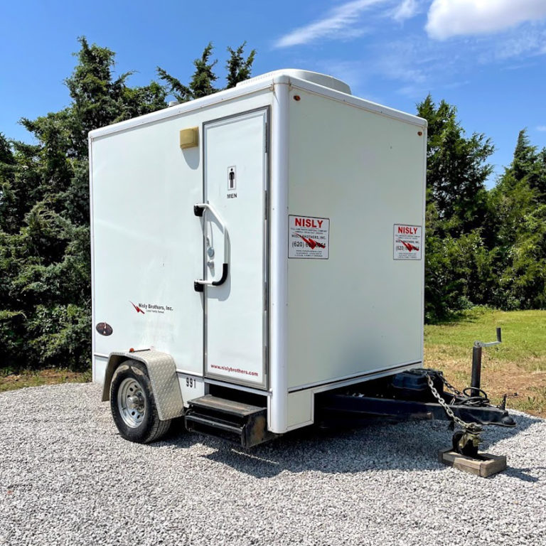 luxury toilet rentals for special events reno county kansas