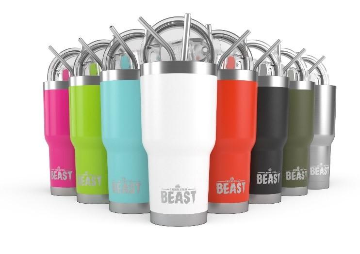 reduce plastic usage with metal straws