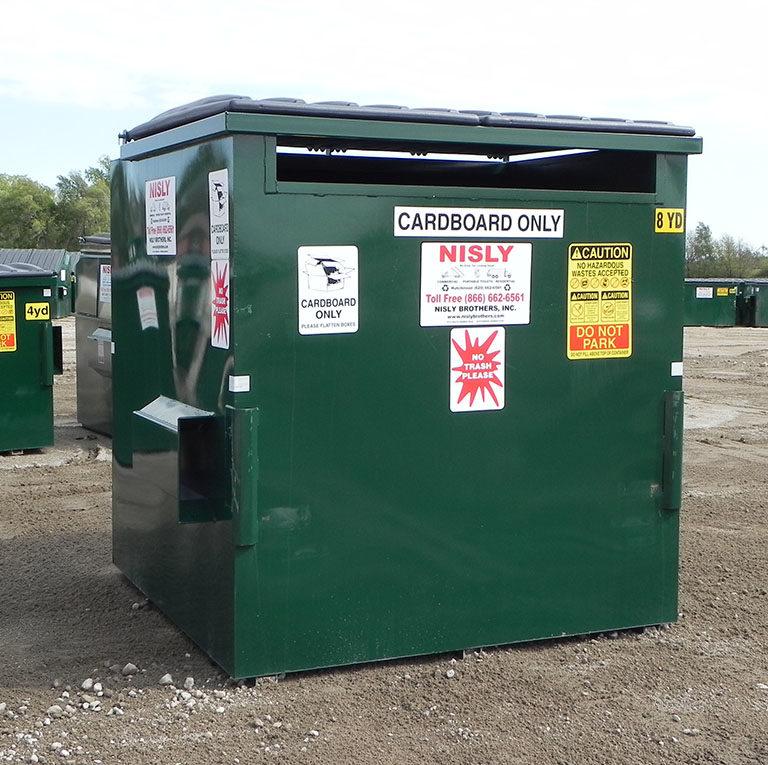 commercial dumpster rental haviland kansas