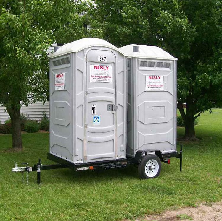 portable toilet rental in cunningham kansas