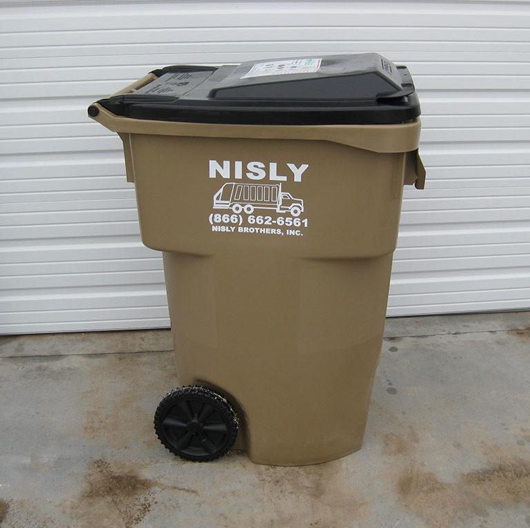 recycling service hesston