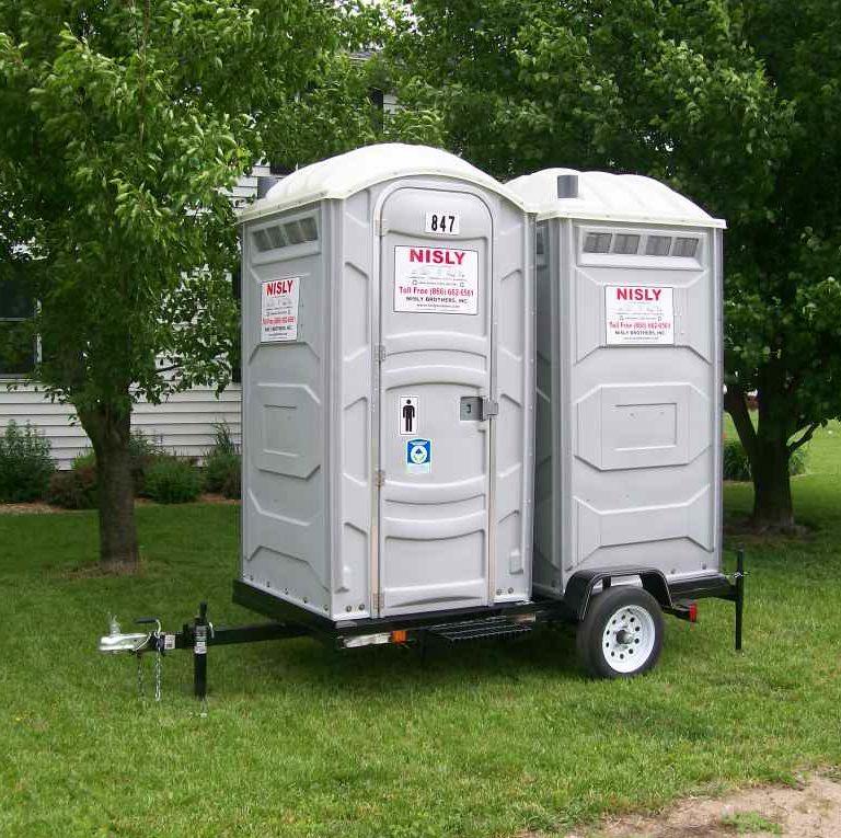rent a portable toilet