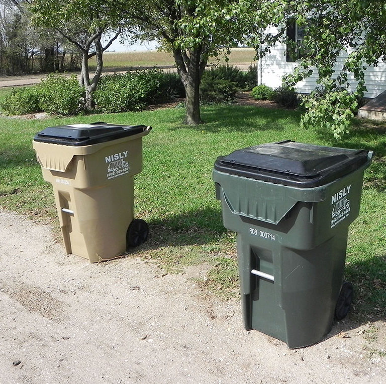 residential trash collection haven kansas