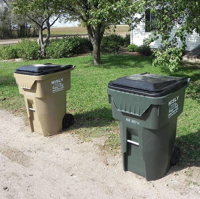 residential trash services in hesston kansas