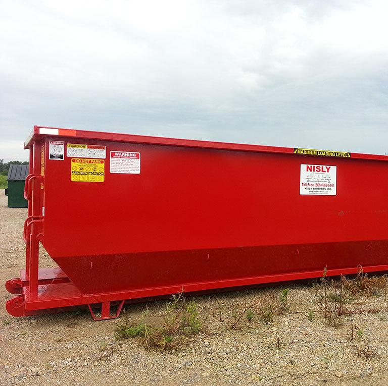 roll off dumpster rental haviland